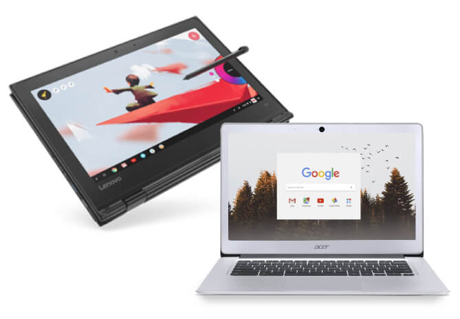 Google Chromebook Buying Guide | Laptops Direct