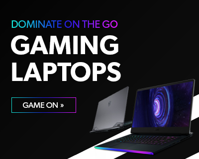 Shop Gaming Laptops