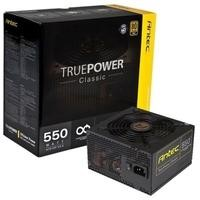 Antec True Power Classic 550W 80 Plus Gold Fully Modular Power Supply