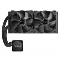 Antec H1200 Pro All in One CPU Liquid Cooler with Blue LED Fans
