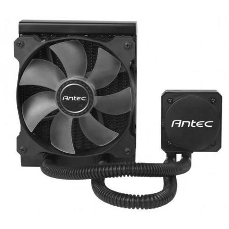 Antec H600 Pro All in One CPU Liquid Cooler with Blue LED Fan