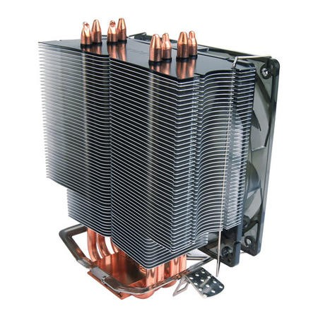 Antec C400 Quad Heatpiped Direct Contact CPU Air Cooler