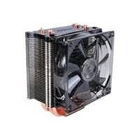 Antec C40 Heatsink & Fan Intel & AMD Sockets Whisper-quiet 9.2cm LED PWM Fan Rifle Bearing