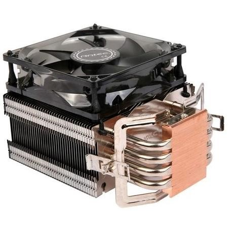Antec C40 Heatsink & Fan, Intel & AMD Sockets, Whisper-quiet 9.2cm LED PWM Fan, Rifle Bearing