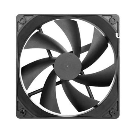 Antec TwoCool 12cm Case Fan, Dual Speed, 3-pin with 4-pin Adapter