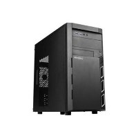 Antec VSK3000 Elite Micro ATX Case No PSU 12cm Fan USB 3.0 Black