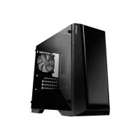 Antec P6 Micro-ATX Case - Black Window