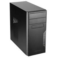 Antec VSK3000B-U3 Mid Tower Case in Black with Black Interior