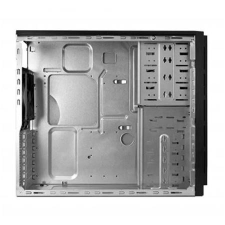 Antec NSK4100 ATX Case, No PSU, Front USB 3.0 & Audio, Matte Black