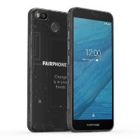 "Fairphone 3 Black 5.65"" 64GB 4G Dual SIM Unlocked & SIM Free"