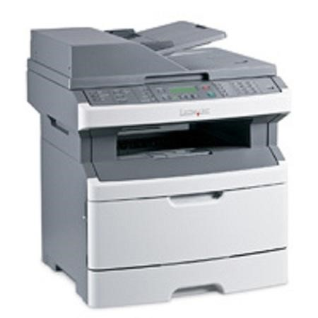 Lexmark X 364dw - multifunction  fax / copier / printer / scanner   B/W