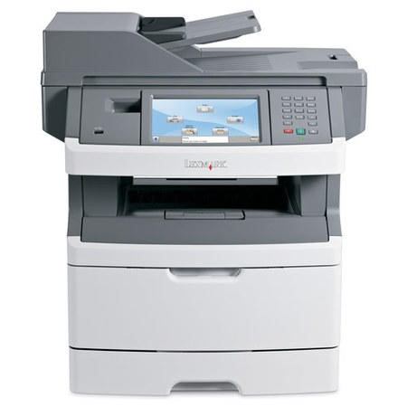 Lexmark X 463de Multifunction Mono Laser Printer