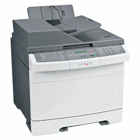 Lexmark X 543dn - multifunction  printer   copier   scanner   colour