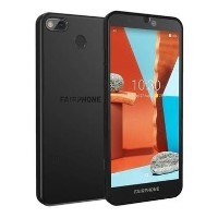 "Fairphone 3+ Black 5.65"" 64GB 4G Unlocked & SIM Free"