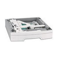 Lexmark media drawer and tray - 550 sheets - with 100-sheets MPF