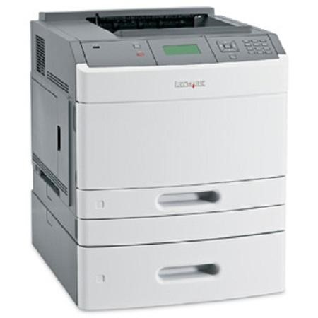 Lexmark T650dtn - B_W Laser Printer Duplex - Ethernet USB