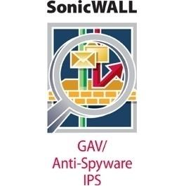 SonicWALL Gateway AV/SPY/IPS & Application Firewall for NSA 2400 - subscription licence