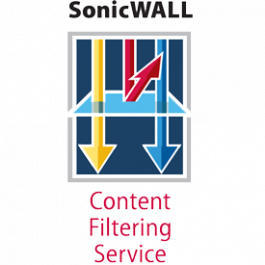SonicWALL CFS Premium Business Edition For SonicWALL NSA 2400 - subscription licence