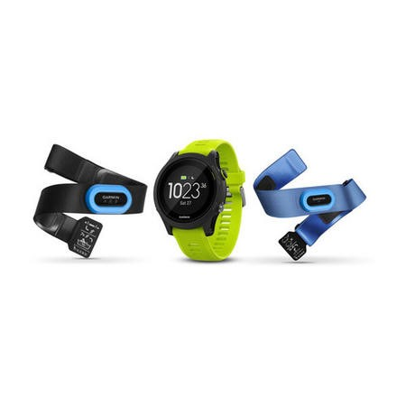010-01746-06 Garmin Forerunner 935 Black & Grey Tri-Bundle