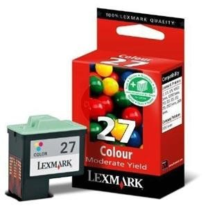 Lexmark Cartridge No. 27 - print cartridge