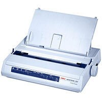 OKI Microline 280 Elite DC  Mono Dot-Matrix Printer