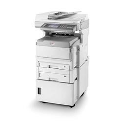OKI MC860cdtn Colour Multifunction fax copier printer scanner