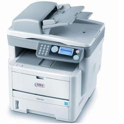 Oki MB400 Multifunction Mono LED Laser Printer