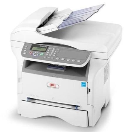 OKI MB 290 Multifunction Mono Laser Printer