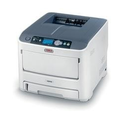 OKI C610n - Colour Laser Printer - A4  - USB 10_100Base-TX