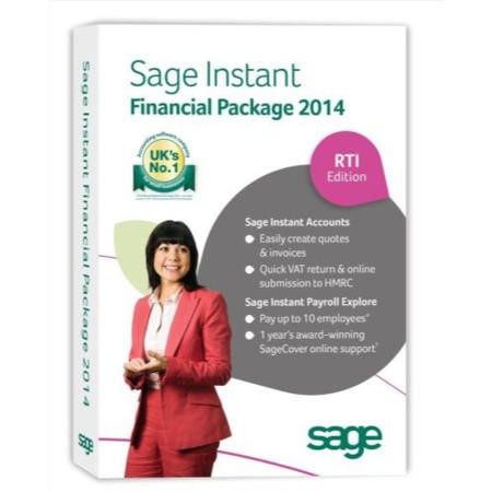 Sage Instant Financial Package 2015