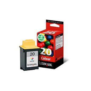 Lexmark Cartridge No. 20 - print cartridge