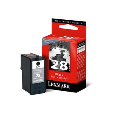 #28 Black Return Program Print Cartridge