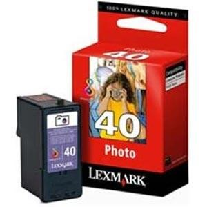 Lexmark Cartridge No. 40 - print cartridge (photo)