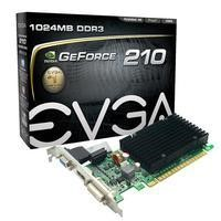 EVGA GeForce GT 210 1GB DDR3 Graphics Card
