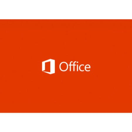 laptop with microsoft office 2013