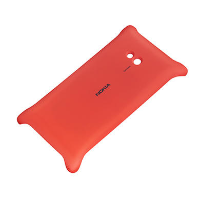 Nokia CC-3064 Wireless Charging Cover Lumia 720 Red