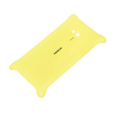 Nokia CC-3064 Wireless Charging Cover Lumia 720 Yellow