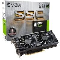 EVGA GeForce GTX 1050 SSCL 2GB ACX Graphics Card