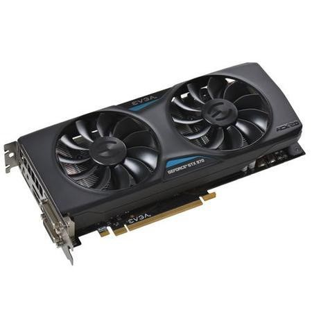 EVGA NVidia GeForce GTX 970 4GB Superclocked ACX Graphics Card