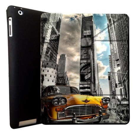 Genius iPad Case  -  NY Taxi
