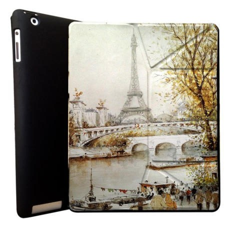 Genius iPad Case  -  Paris