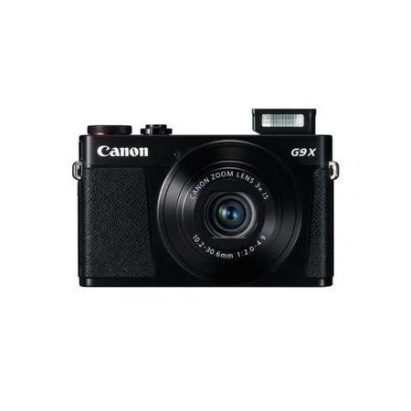 Canon PowerShot G9X Compact Digital Camera