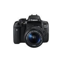 Canon EOS 750D DSLR Camera + EF-S 18-55mm IS STM Lens + 32GB SD Card + Camera Bag