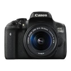 Canon EOS 750D DSLR Camera with EF-S 18-55mm IS STM Lens
