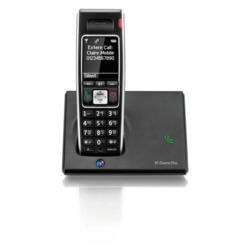 BT Diverse 7410 Plus Cordless Telephone - Single