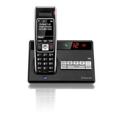 BT Diverse 7450 Plus Cordless Telephone with Answer Machine - Single