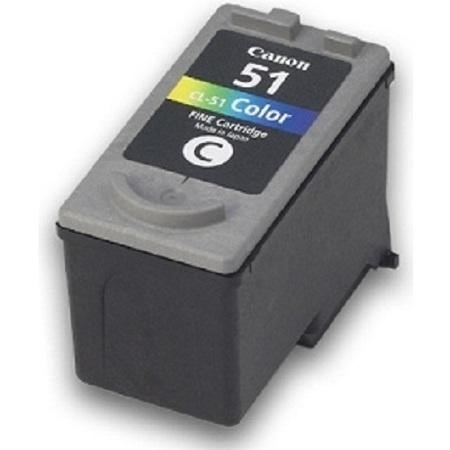 Canon CL 51 - Ink tank - 1 x color cyan magenta yellow - 330 pages