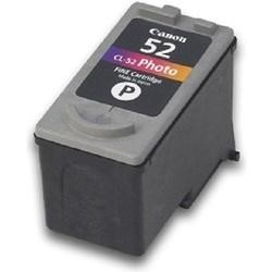Canon CL 52 - Ink tank - 1 x color light cyan light magenta black - 710 pages