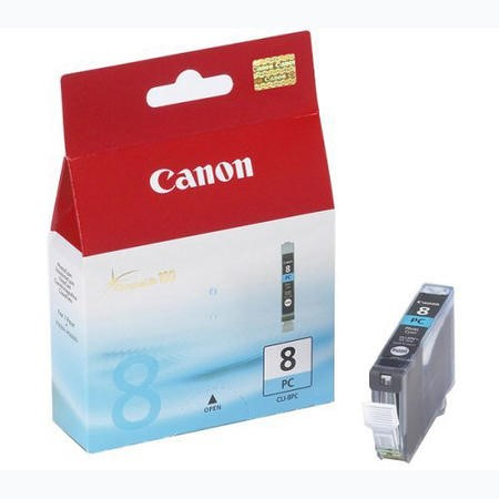 Canon CLI-8PC Photo Ink Cartridge Cyan for PIXMA iP6600D