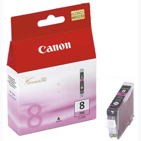 Canon CLI-8PM Photo Ink Cartridge Magenta for PIXMA iP6600D